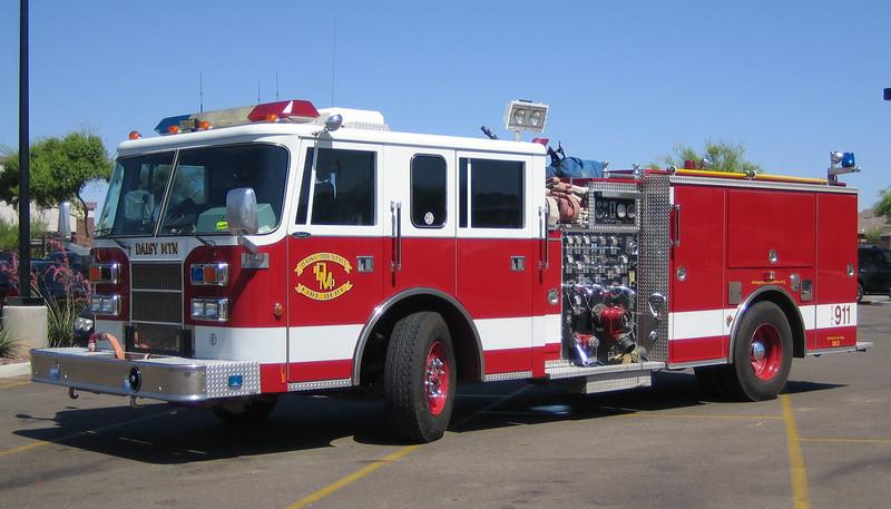 DSY Reserve Engine Pierce Saber #013