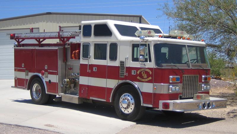 DSY Reserve Engine Pierce Lance #019 (ps)