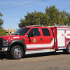 ELM BR121 2008 Ford F550 E-One 200gpm 300gwt 20gft #1007
