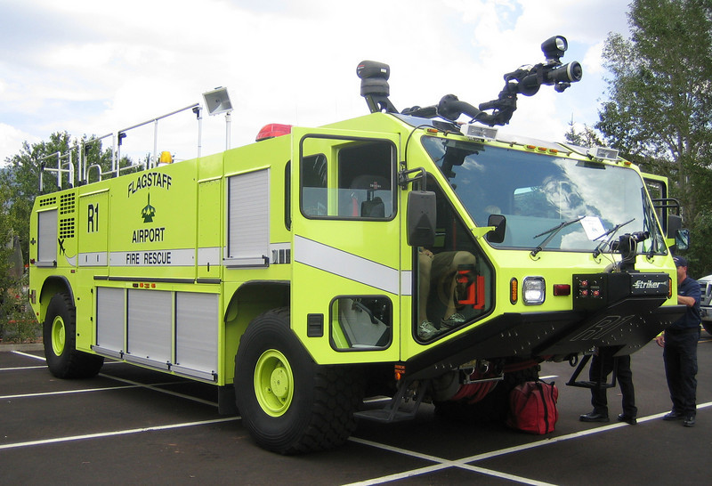 Flagstaff Rescue 1 Oshkosh Striker 1500 1500gwt (ps)