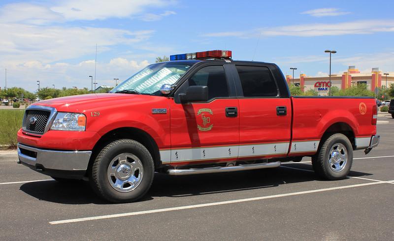 GRI Ford F150 #129