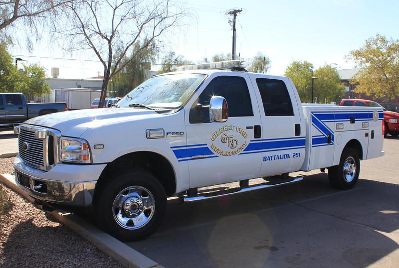 GIL BC251 Ford F250