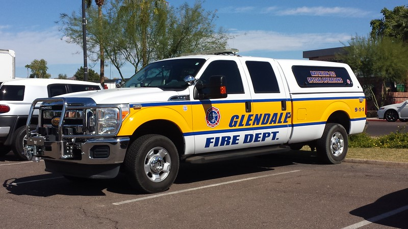 GLN BC152 Ford F250