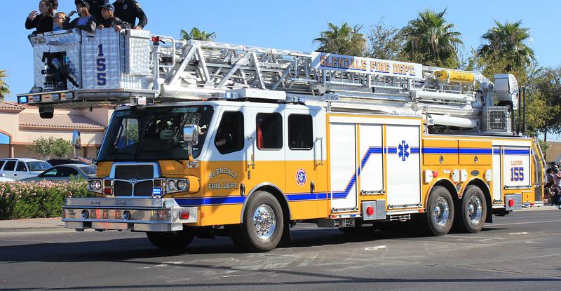 GLN L155 2009 E-One Qwest 114ft rmt
