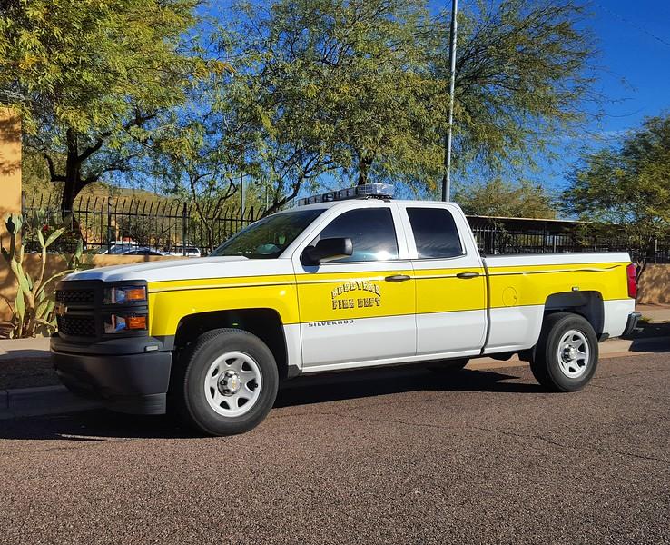 GDY FD Chevy Silverado 1500