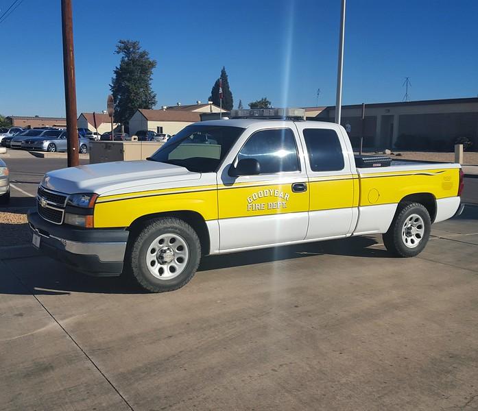 GDY FD Chevy Silverado 1500 #369