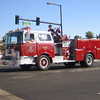 Hall of Flame ex-Calumet, IL E305 Mack CF600 1250gpm 500gwt a