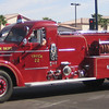Hall of Flame ex-Oak Lawn, IL Truck 22 1955 Seagrave quad