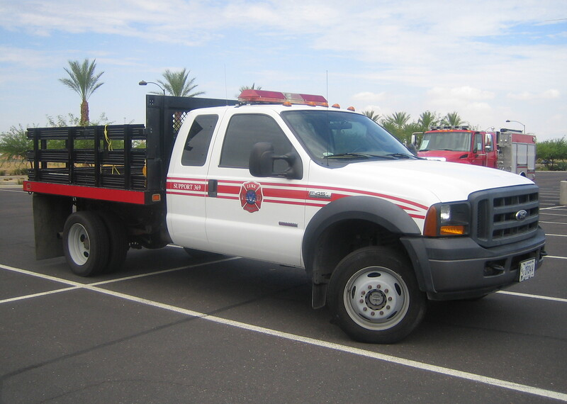 LAB S369 Ford F450 (PS)