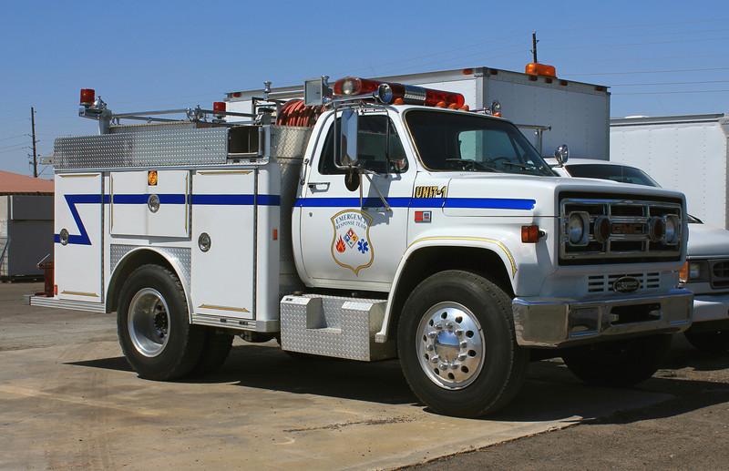GMC 7000 E-One Engine (ps)