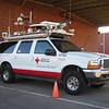 American Red Cross Emergency Communications Ford Excursion #4705 (ps)