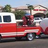 Thorpe Feuerwehr Fire VW