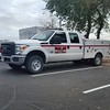 Bear Jaw Interagency Fire Fuels Ford F350