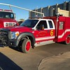 Gila Bend Aux Airfield Ford F550 Pierce RIV 90gpm high pressure 400gwt 56gft