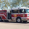 Central Yavapai, AZ E50 Rosenbauer Commander 1500gpm 1000gwt (ps)
