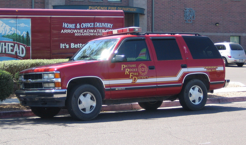 Picture Rock BC121 Chevy Tahoe