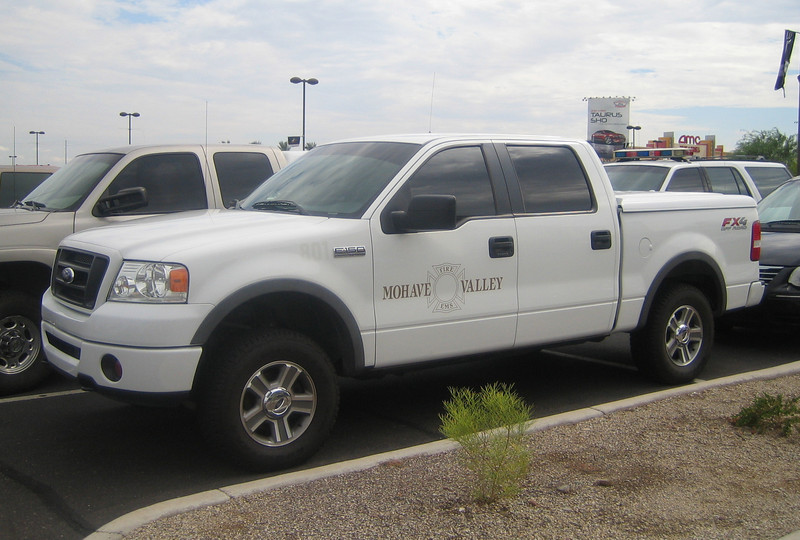 Mohave Valley C801 Ford F150
