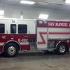 San Manuel E682 - 2012 Spartan Metro Star / Crimson Transformer 1250gpm 750gwt