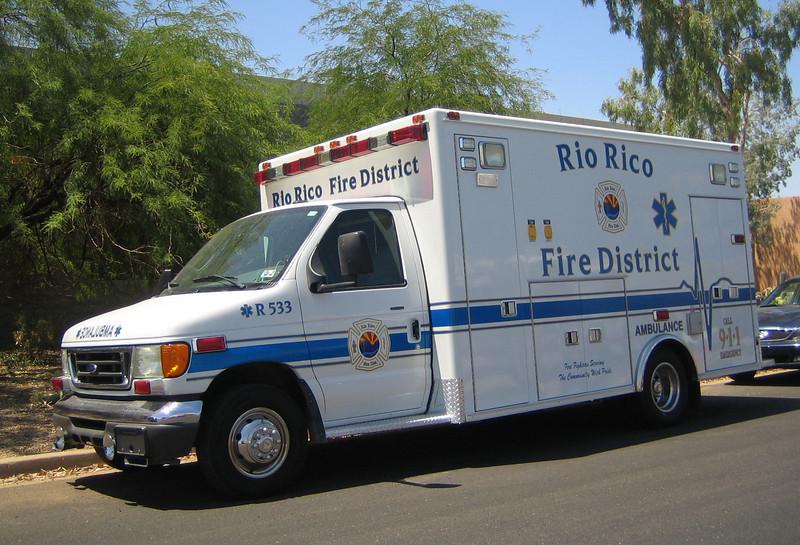 Rio Rico R533 Ford