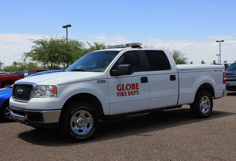 Globe C302 Ford F150