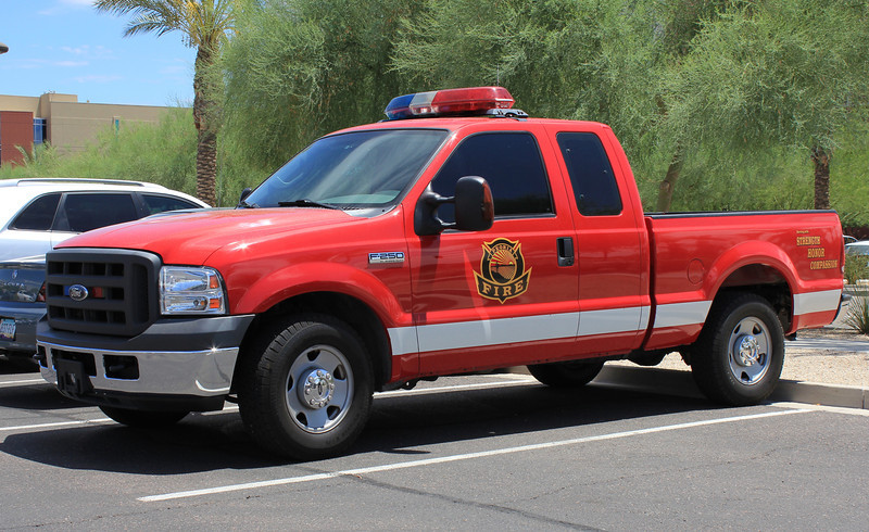 PEO Ford F250