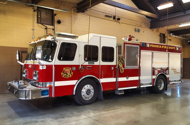 PEO Reserve Engine 2003 E-One Cyclone II Saulsbury 1250gpm 500gwt