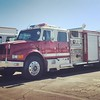 X PEO 1999 International 4900 E-One 1500gpm