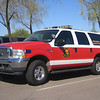 PEO Reserve Battalion Ford Excursion