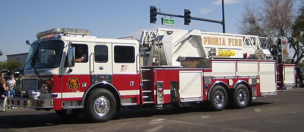 L191 2003 American Lafrance 93ft mmt