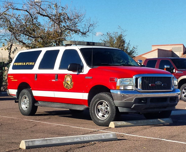 PEO Reserve Battalion Ford Excursion (ps)