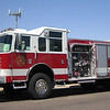 Pinewood E81 2008 Pierce Saber 4 x 4 1250gpm 500gwt CAFS