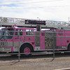 Pink Heals Ladder Hahn 75ft rma quint - Heather