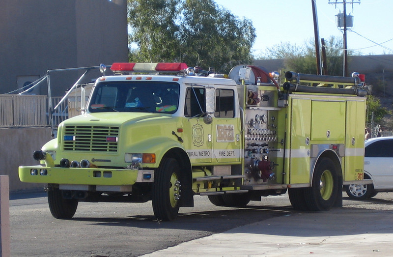 RMFD Reserve Engine  International E-One