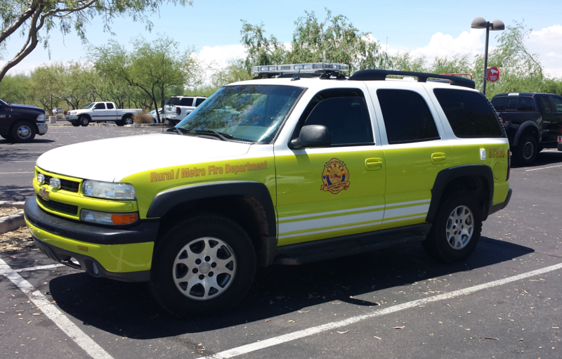 RMFD BC820 Chevy Tahoe #11429