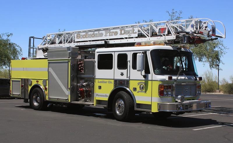 SCT Reserve Ladder 2002 ALF 75ft rma #0802884 (ps)