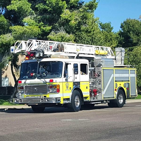 SCT Reserve Ladder 2002 ALF Eagle 75ft rma #0802884