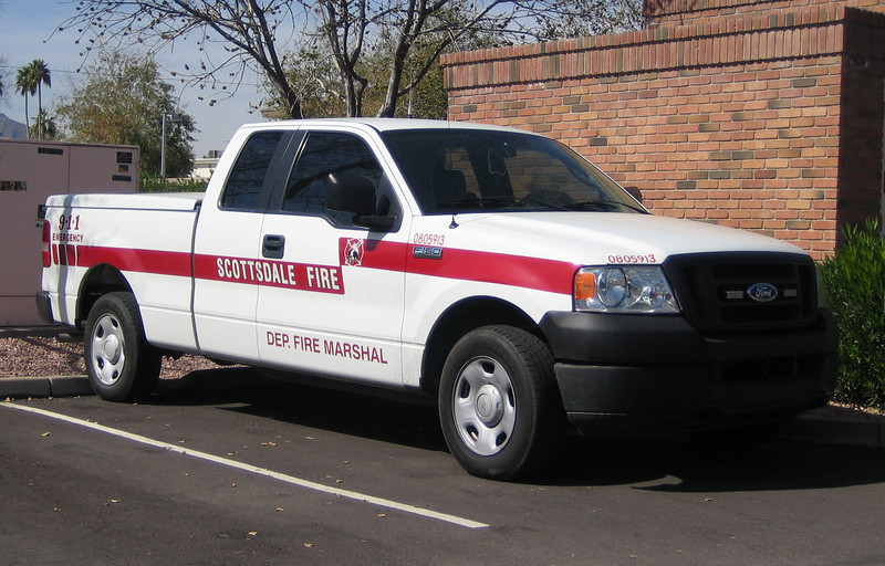 SCT Dep  Marshal 2005 Ford F150 #0805913