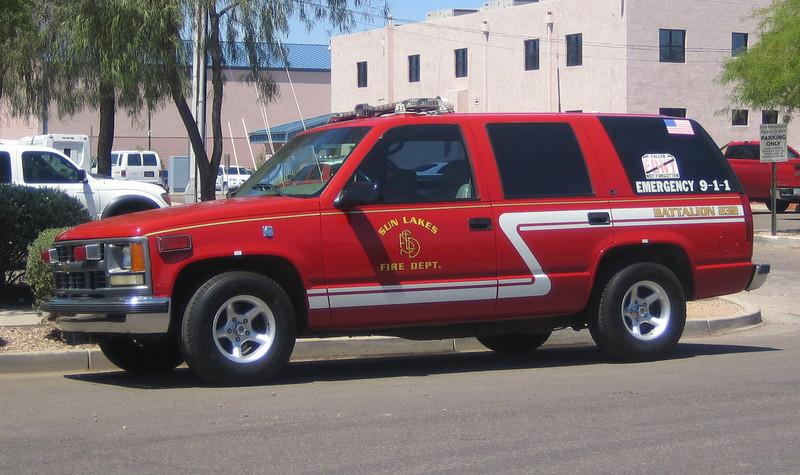SLK BC232 Chevy Tahoe