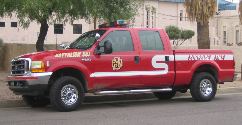 BC301 Ford F250 #2642