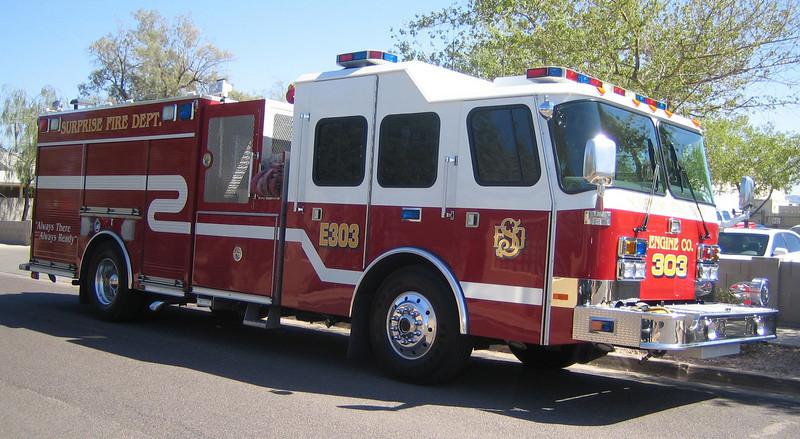E303 E-One Saulsbury 1250gpm 500gwt #3273 (ps)