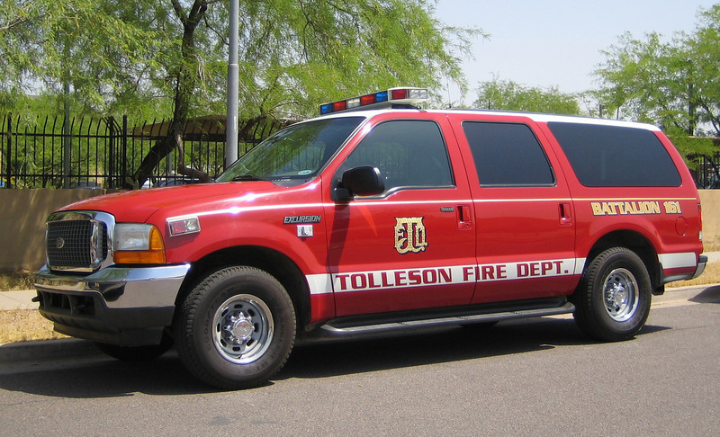 TOL BC161 Ford Excursion #103T