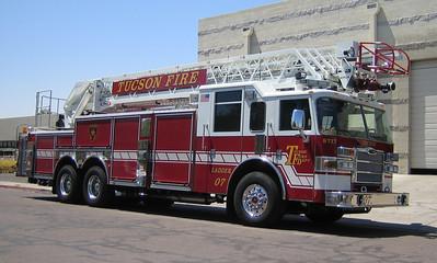 Tucson L7 2008 Pierce Dash 105ft rm #8717 (ps)