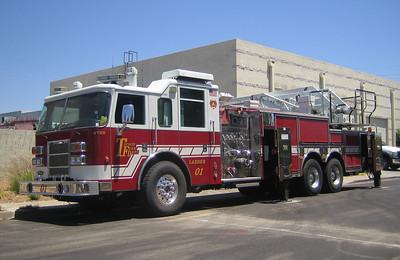 Tucson L1 Pierce Dash 100ft rmt quint #8789