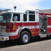 Tucson E9 2007 Pierce Enforcer 1250gpm 750gwt 30gft #8714