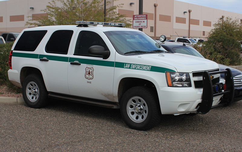 US Foresty Chevy Tahoe #9448 (ps)
