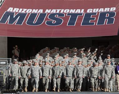 Arizona National Guard Muster 2014