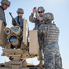 856th MP Company conducts live fire exercise