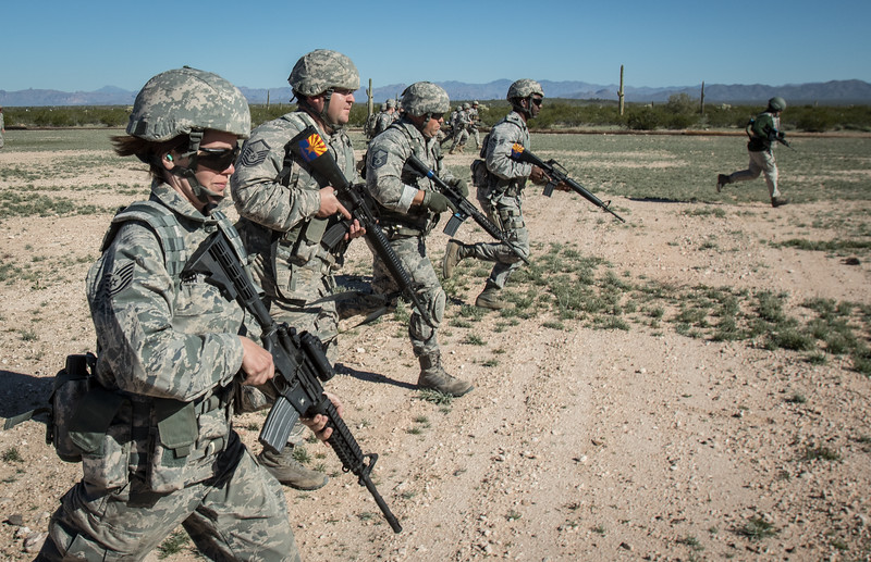 Arizona National Guard 2015 Adjutant General's Match