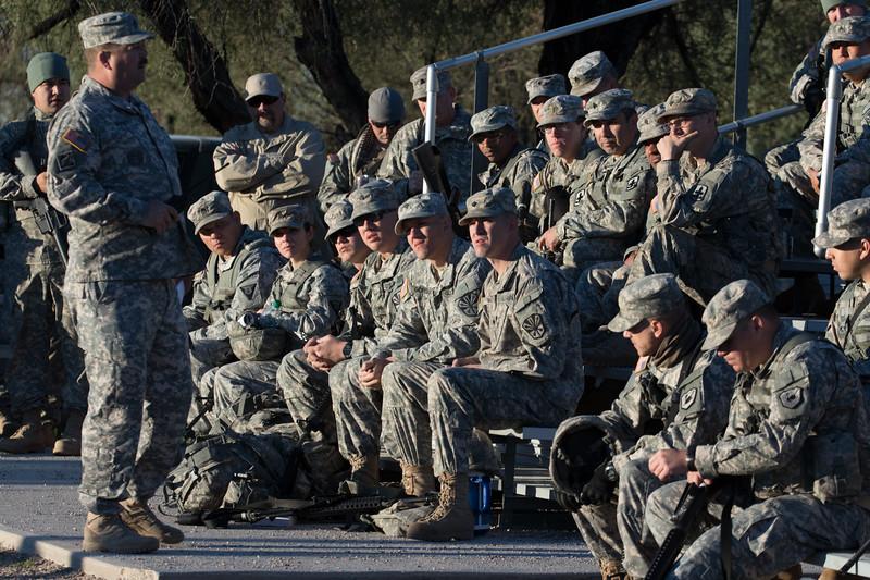 Arizona National Guard 2015 Adjutant General's Match