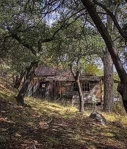 Ramsey Canyon cabin 1
